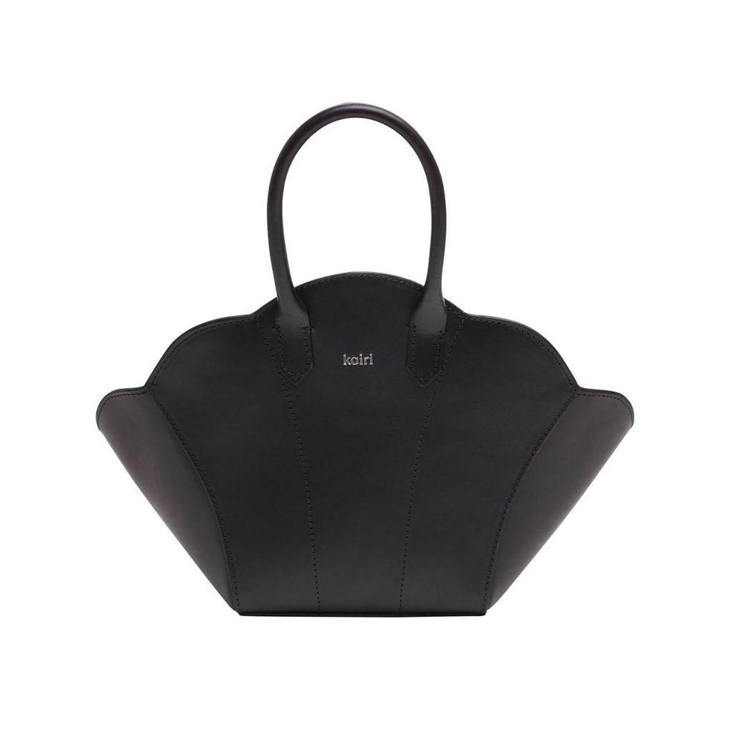 Kairi London - Shell Bag In Black