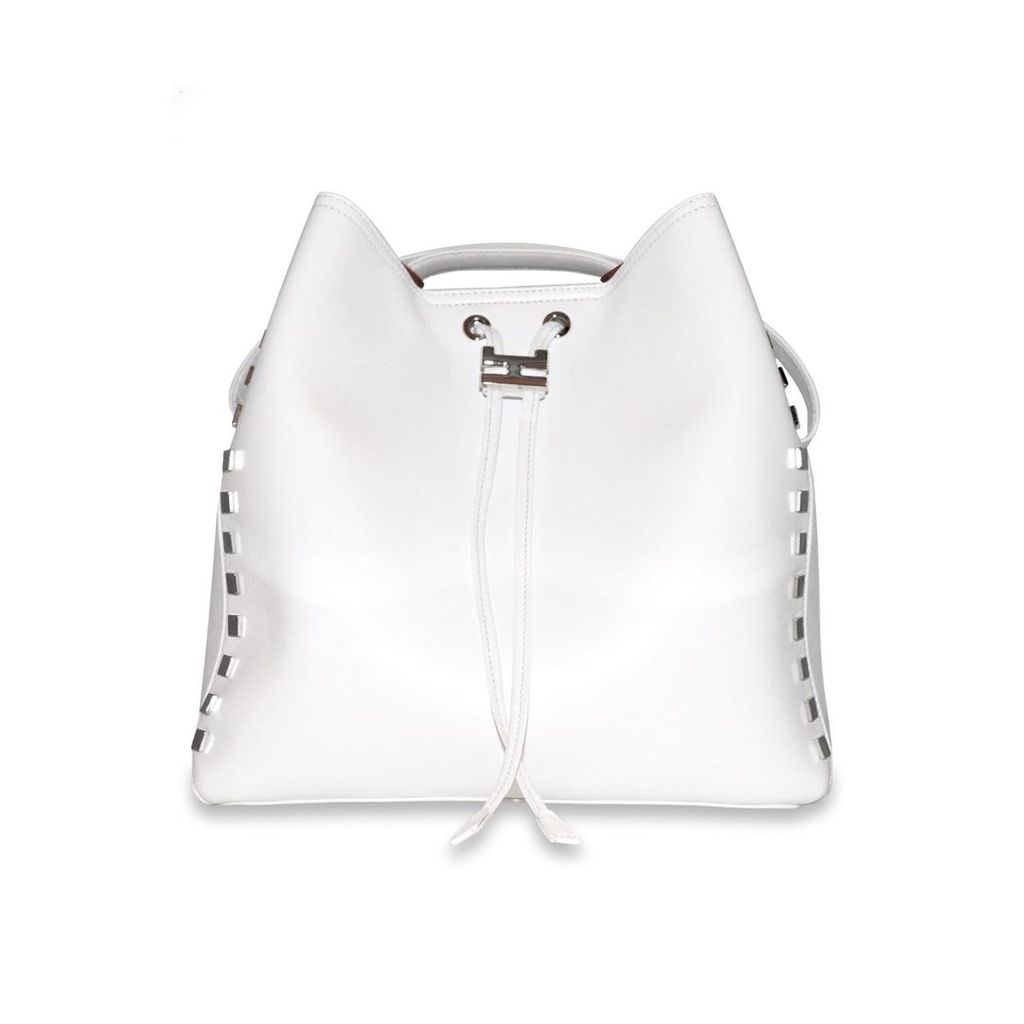 HEMCAEL Milano - Rinie White Leather