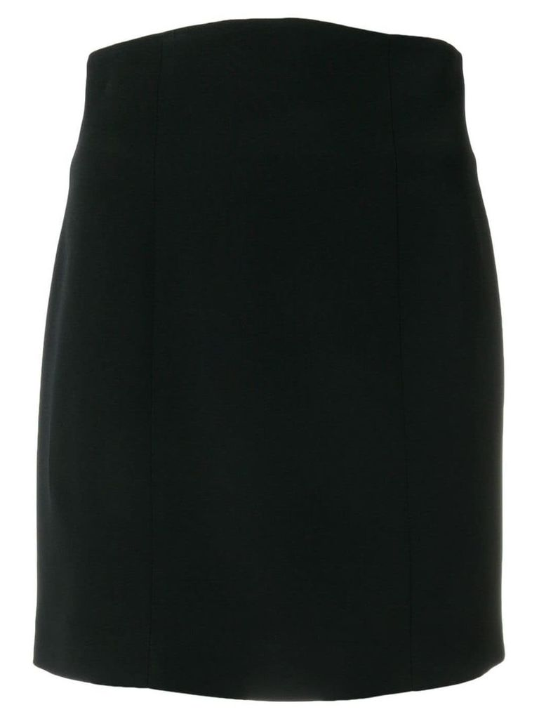 Redemption fitted pencil skirt - Black