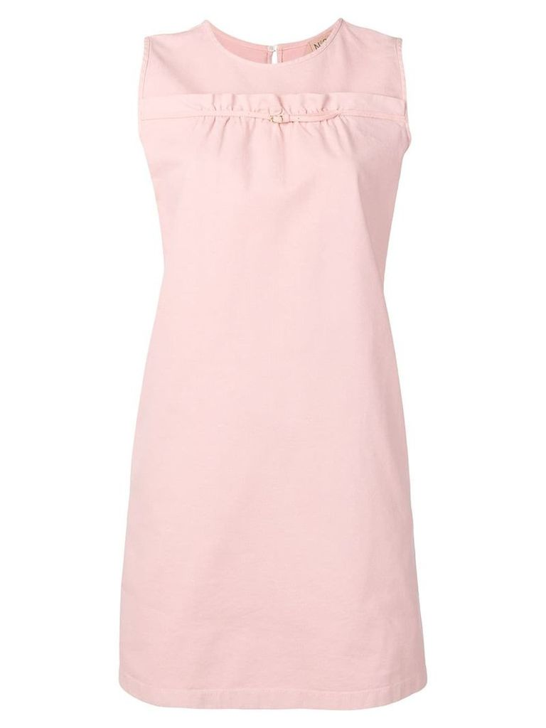Nº21 bukle detail dress - Pink