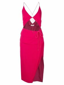 Altuzarra Ludovica dress - Red