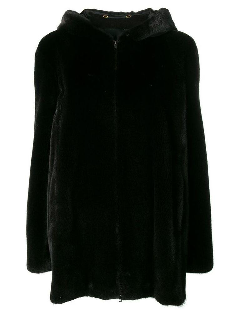 Liska Bacio coat - Black