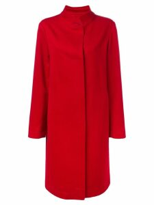 Liska Yarden long coat - Red