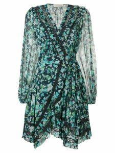 Zimmermann Meadow floral dress - Blue