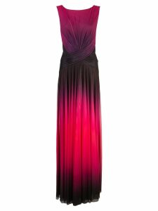 Tadashi Shoji ombré evening dress - Pink