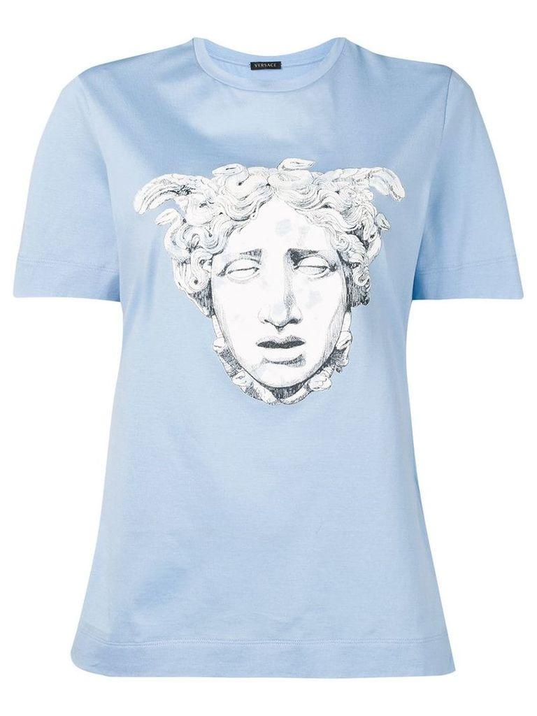 Versace Medusa T-shirt - Blue