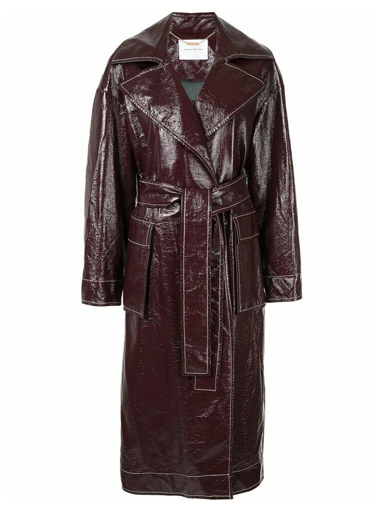 CAMILLA AND MARC Roberta Trench - Brown