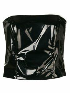 Federica Tosi strapless top - Black