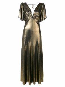 Maria Lucia Hohan Lilah maxi dress - Gold