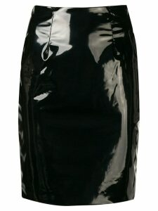 Federica Tosi fitted skirt - Black