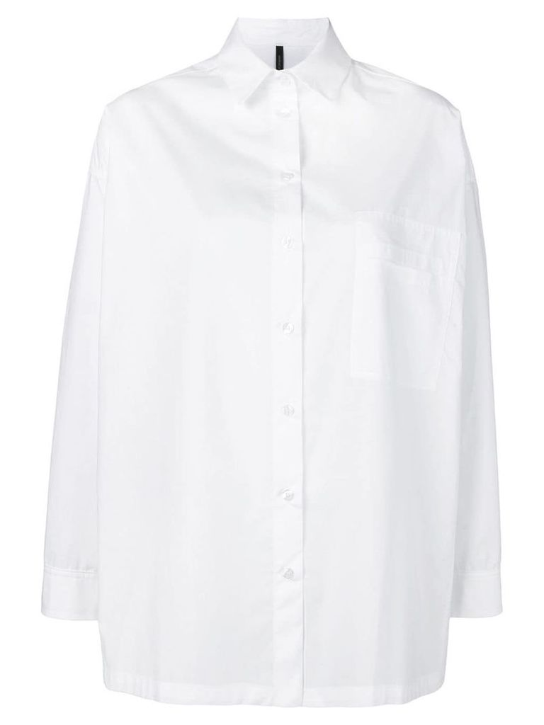 Pierantoniogaspari oversized shirt - White