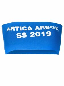 Artica Arbox logo bandeau top - Blue