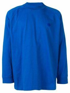 Acne Studios Carp long sleeve T-shirt - Blue