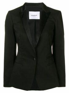 Dondup single-breasted blazer - Black