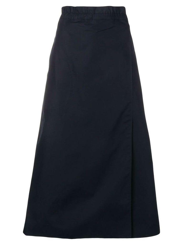 Sofie D'hoore Serra A-line midi skirt - Blue