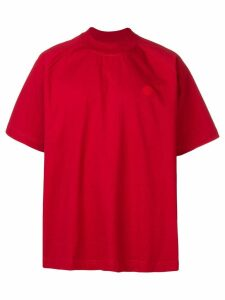 Acne Studios oversized T-shirt - Red