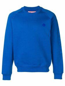 Acne Studios raglan sleeve sweatshirt - Blue