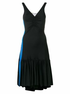 Marine Serre Speed print dress - Black