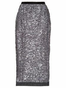 Miu Miu sequined pencil skirt - Black