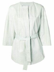 Drome kimono coat - Green