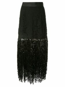 Romance Was Born Disco Dame skirt - Black