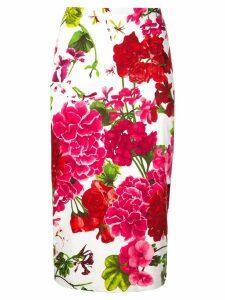 Samantha Sung Chloe floral skirt - Pink