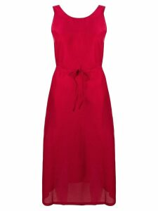 Sara Lanzi A-line dress - Red