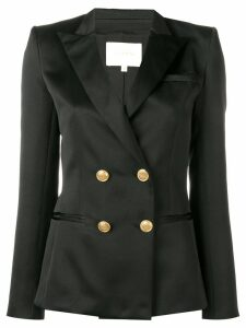 Amen double-breasted blazer - Black
