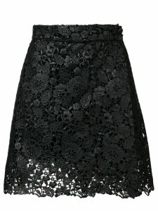 Ermanno Scervino high waisted skirt - Black