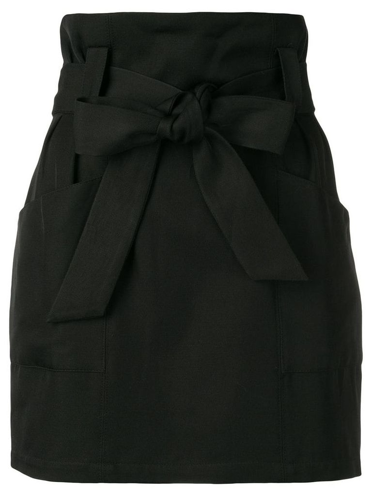 Iro Paraled skirt - Black