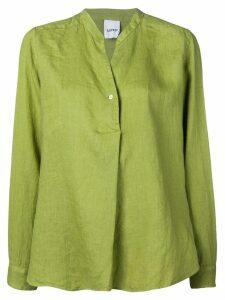 Aspesi boxy-fit blouse - Green