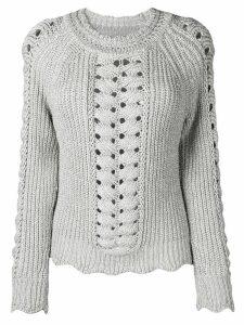 Isabel Marant Merth jumper - Neutrals