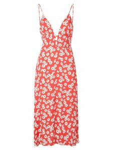 Reformation Montague dress - Red