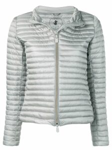 Save The Duck nylon puffer jacket - Grey