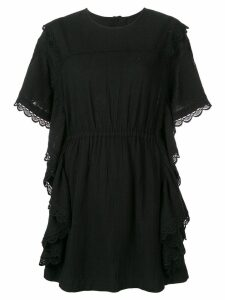 Iro Serenity lace dress - Black