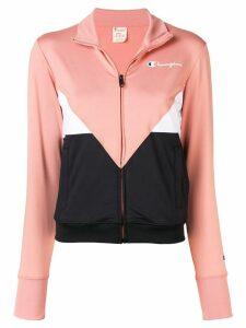 Champion full zip sweater - Pink