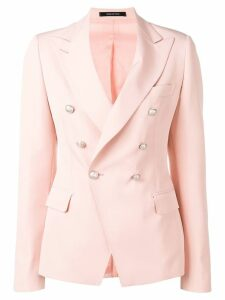 Tagliatore Alycia blazer - Pink
