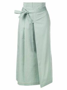 Rochas Oenothera skirt - Green