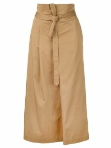 Rochas Oenothera skirt - Brown