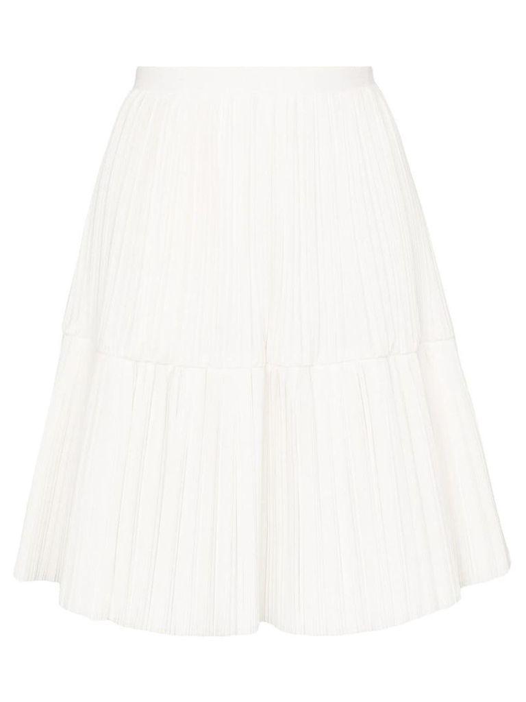 Jil Sander Glyn high-waisted skirt - White