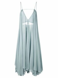 Jacquemus La Robe Bellezza dress - Blue