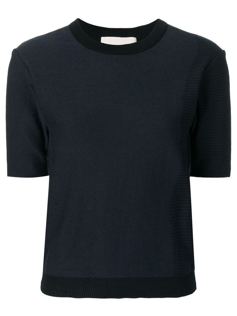 Stephan Schneider knitted tops - Blue