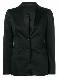 Tagliatore classic single-breasted blazer - Black