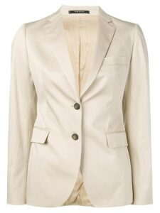 Tagliatore classic single-breasted blazer - Neutrals