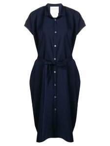 Stephan Schneider shirt dress - Blue