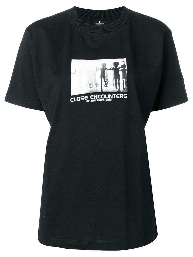 Marcelo Burlon County Of Milan Close Encounters T-shirt - Black