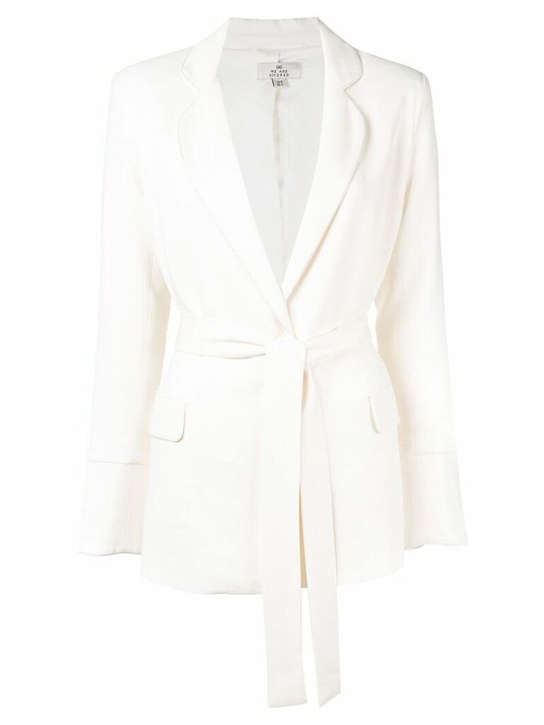 We Are Kindred Betsy blazer - White