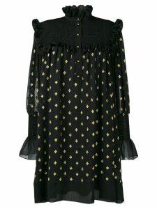 Philosophy Di Lorenzo Serafini midi dress with a ruffled design -