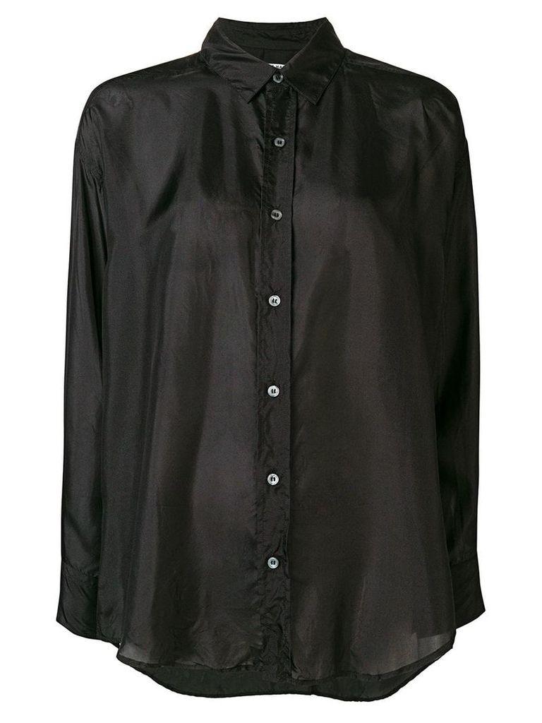 Katharine Hamnett London Nicola shirt - Black