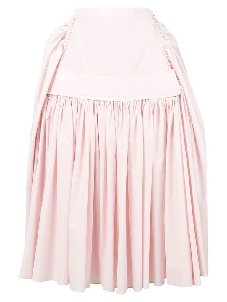 Marni pleated skirt - Pink